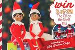 Win a The Elf on the Shelf Prize Pack from The Claus Couture Selection and Mum Central