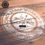 25% off Sitewide @ Cincy Strap Works (Free Delivery above US $30 or $5.99)