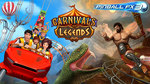 [Pinball FX3] Carnivals and Legends Table Pack Free until 19 December (PS4, XB1, Windows 10, Steam, Mac, Switch)