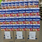 Weetbix 1.12kg - 99 Cents Per Box (past Best before) FoodWorks Maidstone VIC