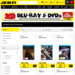 Range of DVDs $5.58, Range of Blu-Rays $8, Selected 4K Movies 2 for $32, Range of Movies & TV Shows 2 for $16 @ JB Hi-Fi