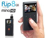 Cisco Flip Mino II HD 8GB Camcorder (Refurbished) - $119.95 + Shipping