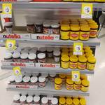 Nutella 400g $3 | Vegemite 455g $5 @ K-Mart (Bass Hill, NSW)