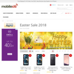 10% off Sitewide @ Mobileciti (Samsung Galaxy S9 $1051.20 / Dex Station $89.10, OPPO R11 $403.20, Zhiyun Smooth Q $125.10)