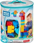 Mega Bloks 80-Piece Big Building Bag $5 ($7.95 Delivery) @ Amazon AU