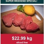 [VIC] Whole Beef Eye Fillet  $22.99/kg @ Australian Butchers Store