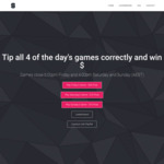 Win $10 for Predicting 3 Aus Sports Games + 1 EPL from Specky App