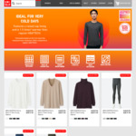 Uniqlo: Selected Range of Extra Warm HeatTech from $19.90 (Was $29.90), in Store and Online