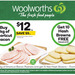 [WA] Buy 1kg Shortcut Bacon - Get 10 Free Hash Browns ($5 Value) @ Woolworths