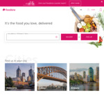 Foodora - Pick A Side (Australia/France/Draw) and Get A Free $8 Voucher for the Correct Prediction