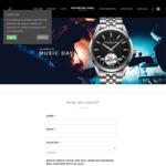Win a Raymond Weil Freelancer Calibre RW1212 Watch Worth Over $2,500 from Raymond Weil