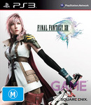 Final Fantasy XIII $18 360/PS3 Instore at GAME [UPDATED]