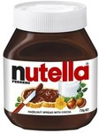 Nutella Hazelnut Spread 750g $5.25, Jarrah Drinking Chocolate $4 @ Coles