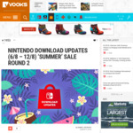 Nintendo eShop 'Summer' Sale Round 2 - Switch and 3DS Games on Sale