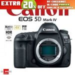 Canon EOS 5D Mark IV DSLR AU $3,359.20 Delivered (HK) @ Shopping Square eBay