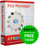 [Free] Key Manager 1.13 @ Giveaway of The Day