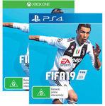 [PS4, XB1] (Pre-Order) FIFA 19 $62.70 Delivered @ The Gamesmen eBay