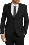 BLAQ SLIM Charcoal Birdseye Suit Jacket $39 (Was $210) + Delivery (Free C&C/ Shipping with Shipster) @ Myer
