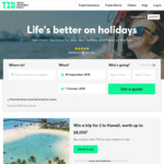 10% off Travel Insurance @ Travel Insurance Direct