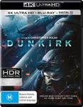 Dunkirk 4K Blu-Ray UHD $22.75 + Delivery (Free with Prime/ $49 Spend) @ Amazon AU