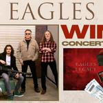 Win a Gold Double Pass to the Eagles World Tour Concert & 12-Disc Legacy Box Set Worth $575.90 from Warner Music
