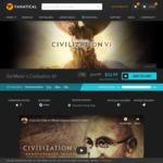 [Steam] Civilization VI for AU $19.49 @ Fanatical