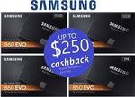 Samsung SSD 860 EVO 1TB $207.20 Delivered (Bonus $45 Cashback via Redemption) @ Futu Online eBay