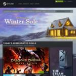 [Steam] Winter Sale e.g. 75% Jurassic Park Evolution AU $19.73