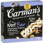 ½ Price Carman's Muesli Bar Varieties 160g-270g $2.80 @ Woolworths
