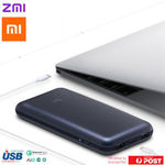 2x Xiaomi ZMI No.10 QB815 15000mAh USB PD 45W Power Bank $126 Delivered ($63 Each) @ a1_electrictoys eBay via App