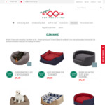 Snooza.com.au Selling End of Season Dog Beds and Pet Products up to 40% off