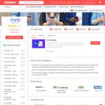 $10 Cashback with $10 10GB Ovo Mobile SIM (New Ovo Customers) @ Shopback