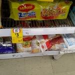 Maggi 2 Minute Noodle Masala 8pk 560gm $3 @ Coles
