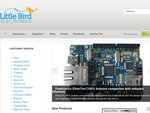 10% off All Products on Little Bird Electronics