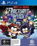 [PS4/XB1] South Park The Fractured But Whole $14.99, Spyro Trilogy $34.99 + Delivery (Free with Prime/$49 Spend) @ Amazon AU