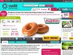 50% off Krispy Kreme - $7.95 for a Dozen Original Glazed Doughnuts - QLD, NSW, VIC
