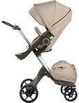 Stokke Xplory Stroller V5 (Beige/Purple/Red) $510 (Reduced from $1,199) @ David Jones
