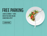 [QLD] Free Parking at Southbank When You Dine at Participating Restaurants (Brisbane)