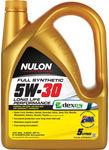 Auto Mega Sale - Nulon Oil Full Synthetic 5W-30 $31.99 @ Supercheap Auto