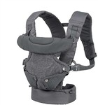 INFANTINO Flip Advanced 4 in 1 Carrier / Cuddle up Ergonomic Hoodie Carrier $17.50-$20 + Delivery @ David Jones