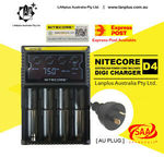Nitecore D4 Smart Charger $31.12 Delivered @ Lan Plus eBay