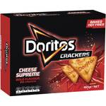 Dorito Crackers 160g $1.75 (Was $3.50) @ Woolworths