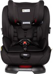 Infasecure Everest Black Car Seat 0-8 $249 (from $499) @ Big W (In-Store Only)