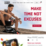$15 off Your Next Order @ My Muscle Chef