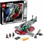 LEGO Star Wars Slave I 20th Anniversary 75243 - $99 Delivered @ Amazon AU
