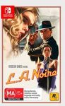 [Switch] L.A. Noire for Nintendo Switch $20 C&C /+ Delivery @ Target
