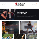 15% off Sitewide - Morgan Boxing, MMA, Muay Thai & Martial Arts Gear - Free Shipping over $100 @ Slater Sports