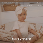 20% off LNL / LABELA New Collections Pieces - Baby & Children's Wear