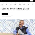 Next Uber Pool Ride for Free (up to $40, Melbourne)