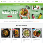 YouFoodz - 9 Meals for $59 - $6.55 Per Meal